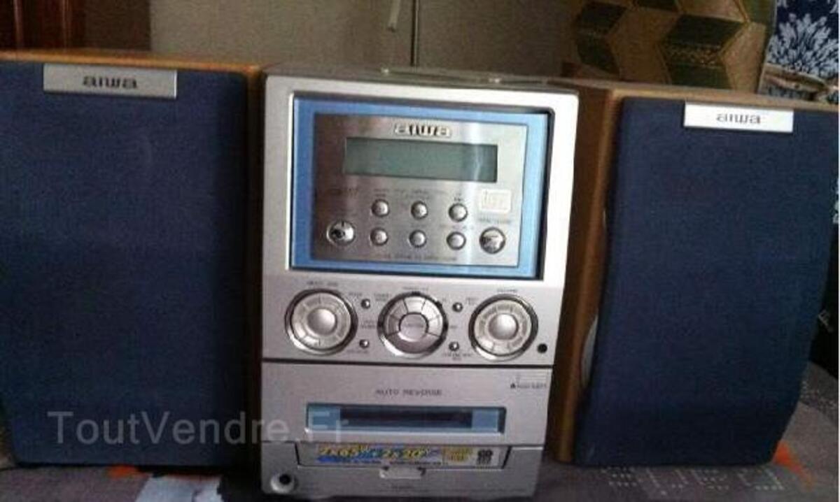 Micro Chaîne Hi-fi AIWA XR-M201 89543716