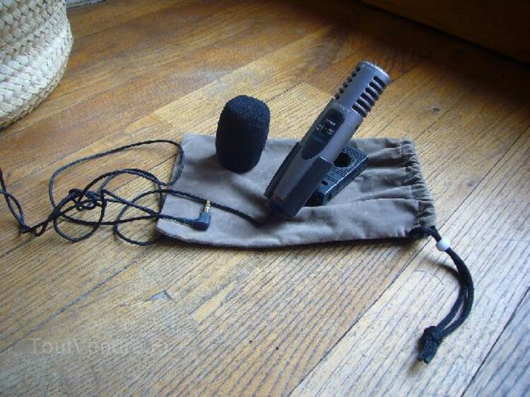 Micro sony enregistrement 102818053