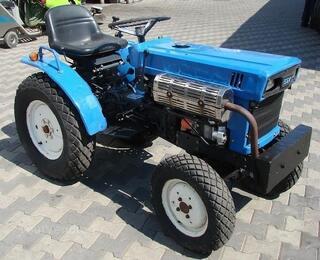 Micro tracteur Iseki TX 1300 F