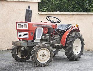 Micro Tracteur Yanmar YM1300d