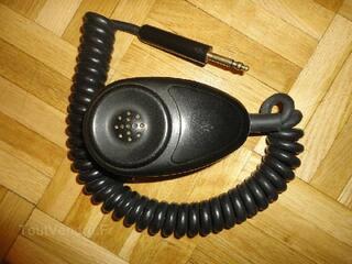 Microphone VINTAGE radio amateur