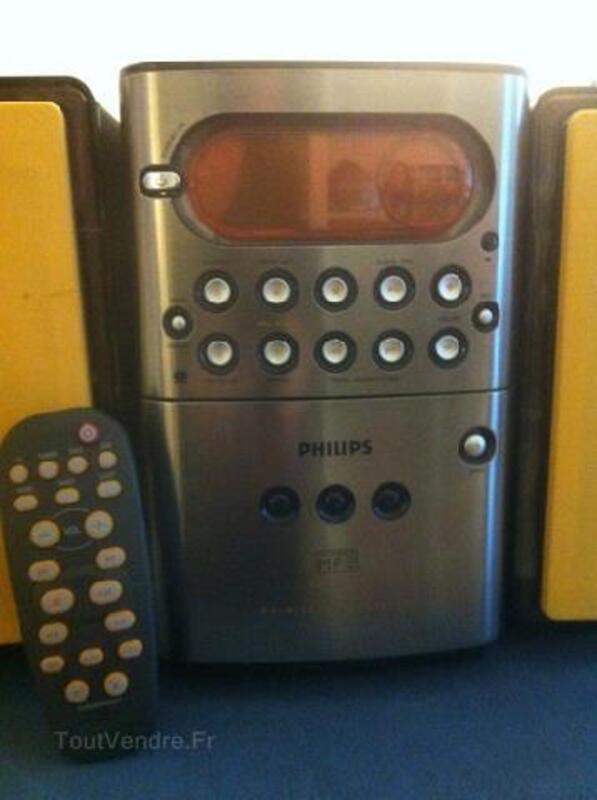 Mini chaîne hi-fi compacte Philips 90027148