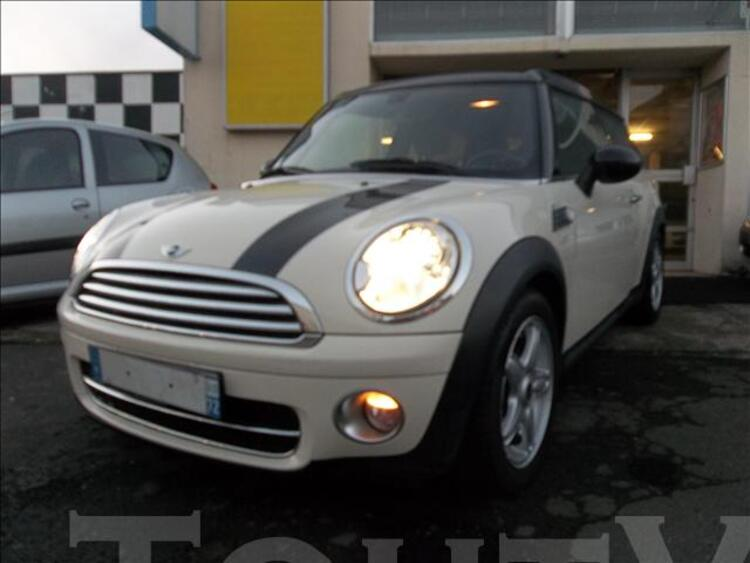MINI COOPER D CLUBMAN PACK CHILIE 73947728