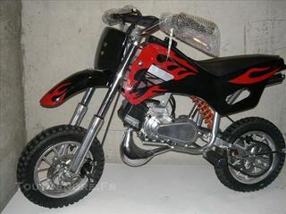 Mini moto cross enfant
