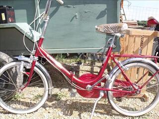 Mini vélo Motoconfort pliant TBE