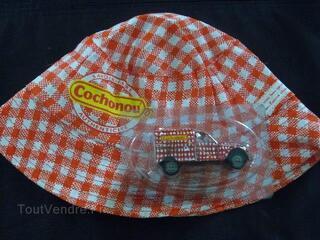 Miniature norev 2 cv cochonou tour de france 2012 rare