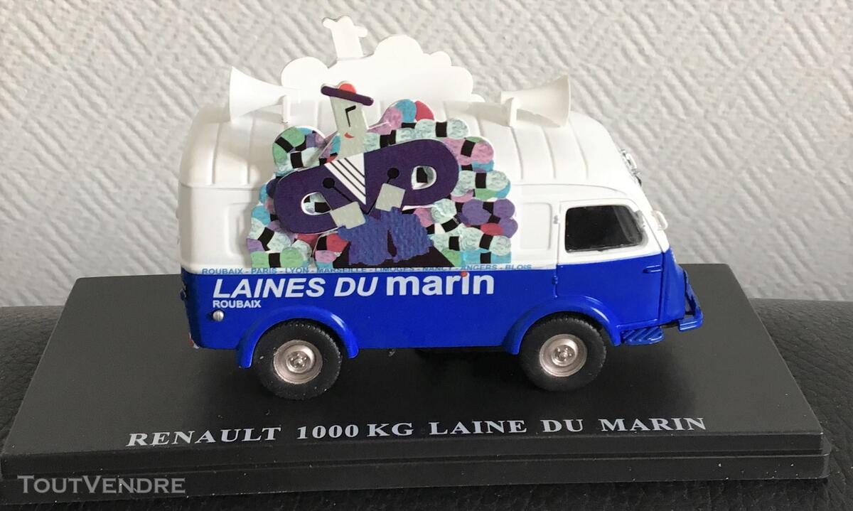 Miniature RENAULT 1000 KGS LAINES DU MARIN 376568133