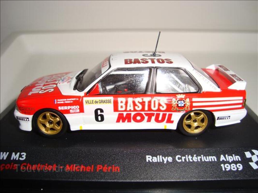 Miniatures de rallye ixo 1/43e 332691
