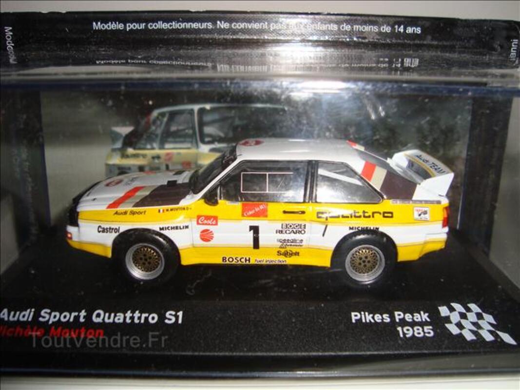 Miniatures de rallye ixo 1/43e 332692