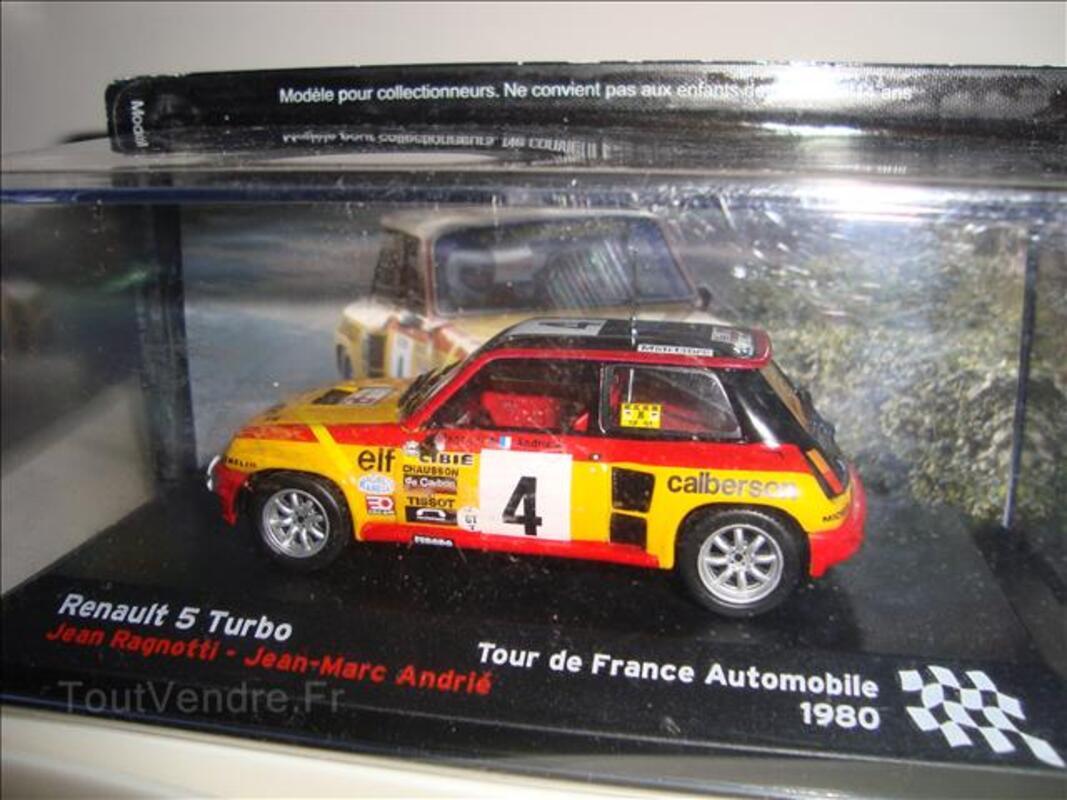 Miniatures de rallye ixo 1/43e 332693