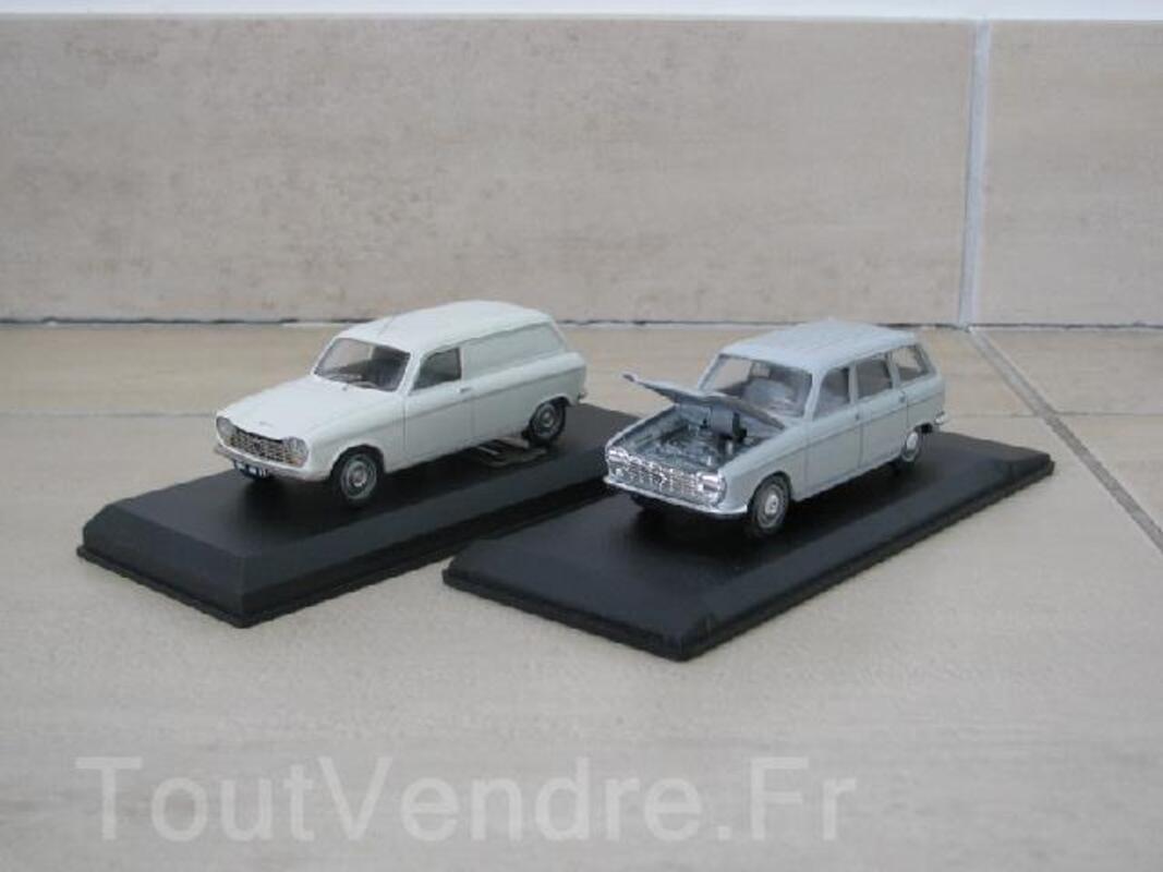 Miniatures Peugeot 204 93839684