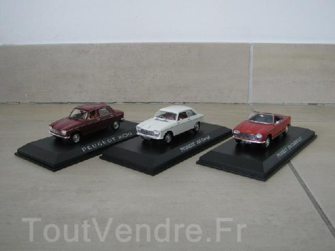 Miniatures Peugeot 204 93839686