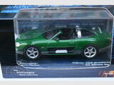 MINICHAMP BOND COLLECTION JAGUAR XKR ROADSTER 1/43