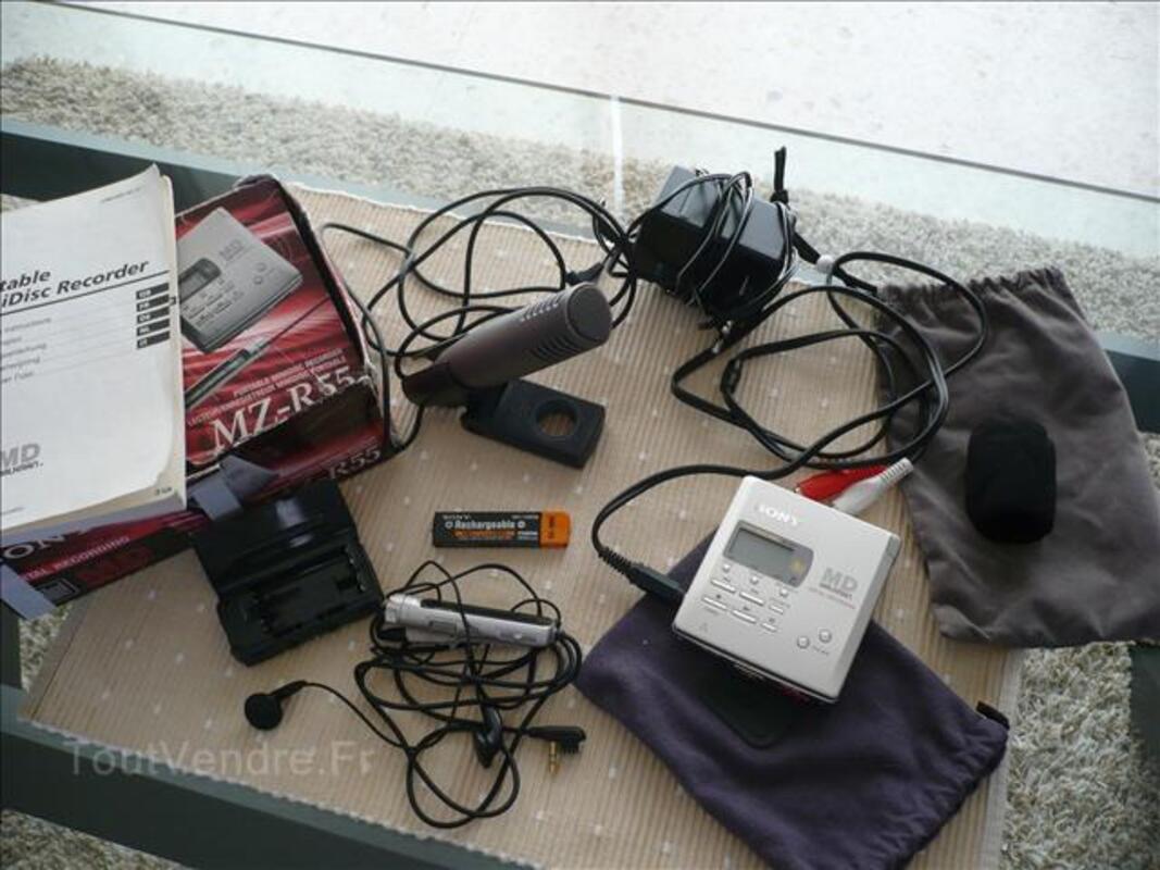 Minidisc lecteur enregistreur 71847441