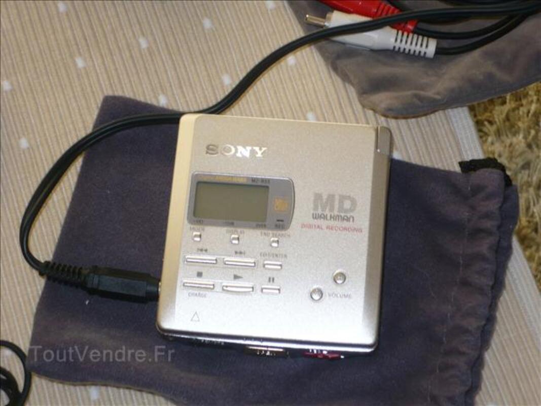 Minidisc lecteur enregistreur 71847442