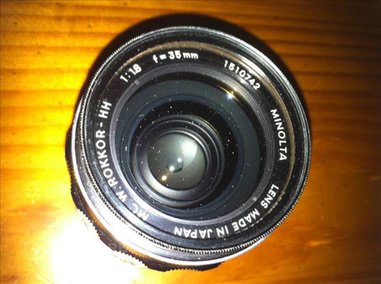 Minolta X700 (appareil photo argentique + 4 objectifs 84054774