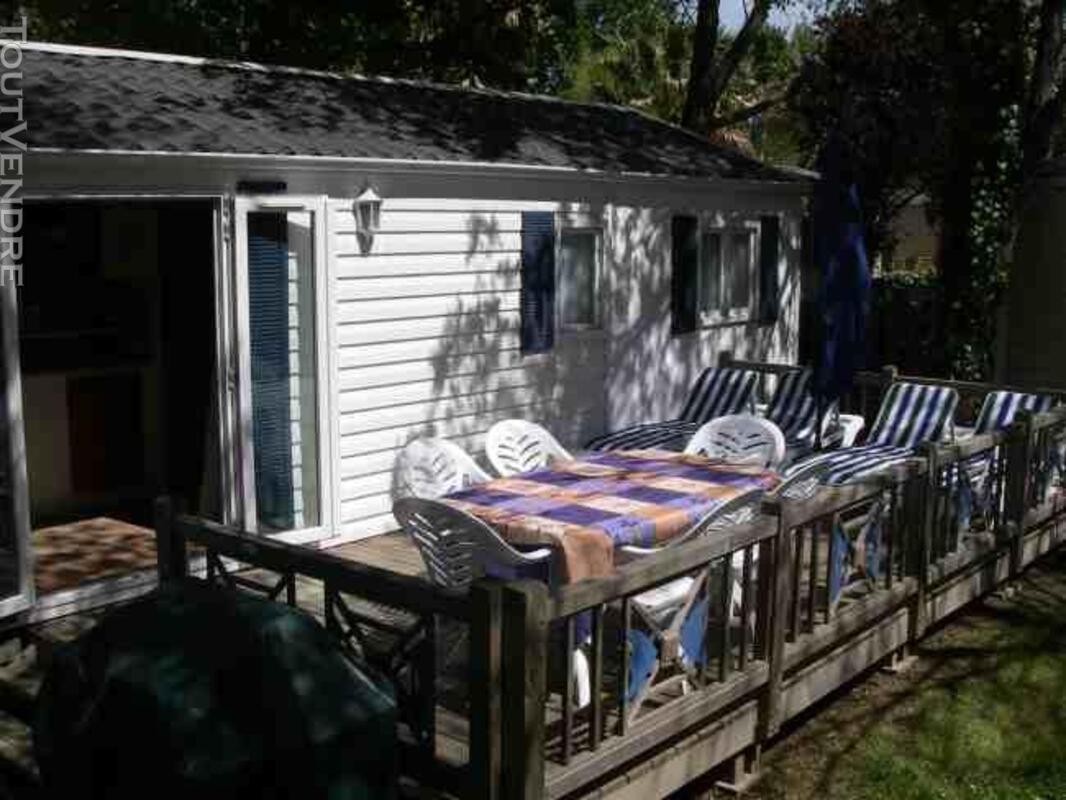 Mobil home 2 ch 42m² camping 5* la sirène Argelès 177016235