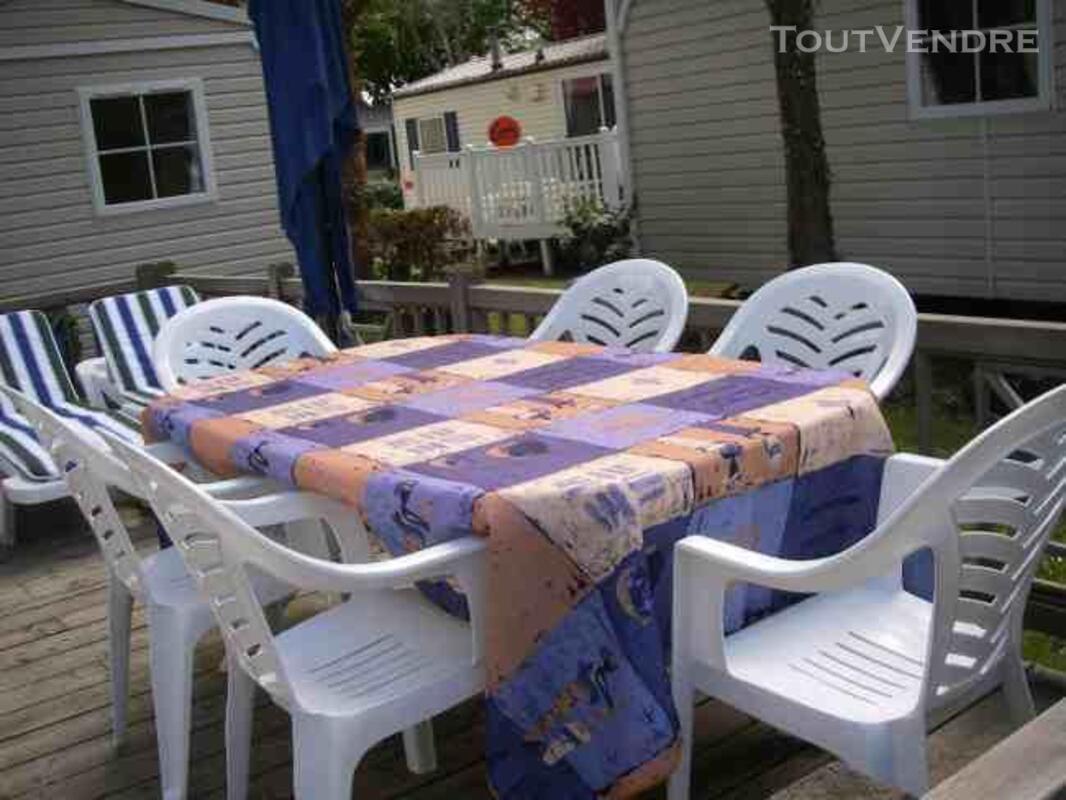 Mobil home 2 ch 42m² camping 5* la sirène Argelès 177016241