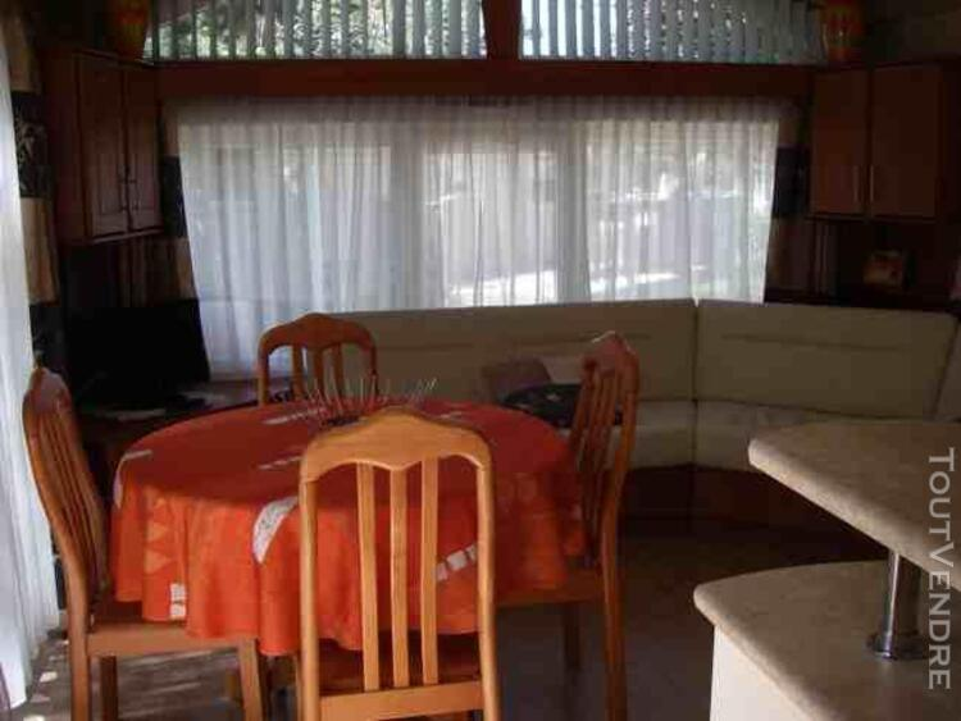 Mobil home 2 ch 42m² camping 5* la sirène Argelès 177016244