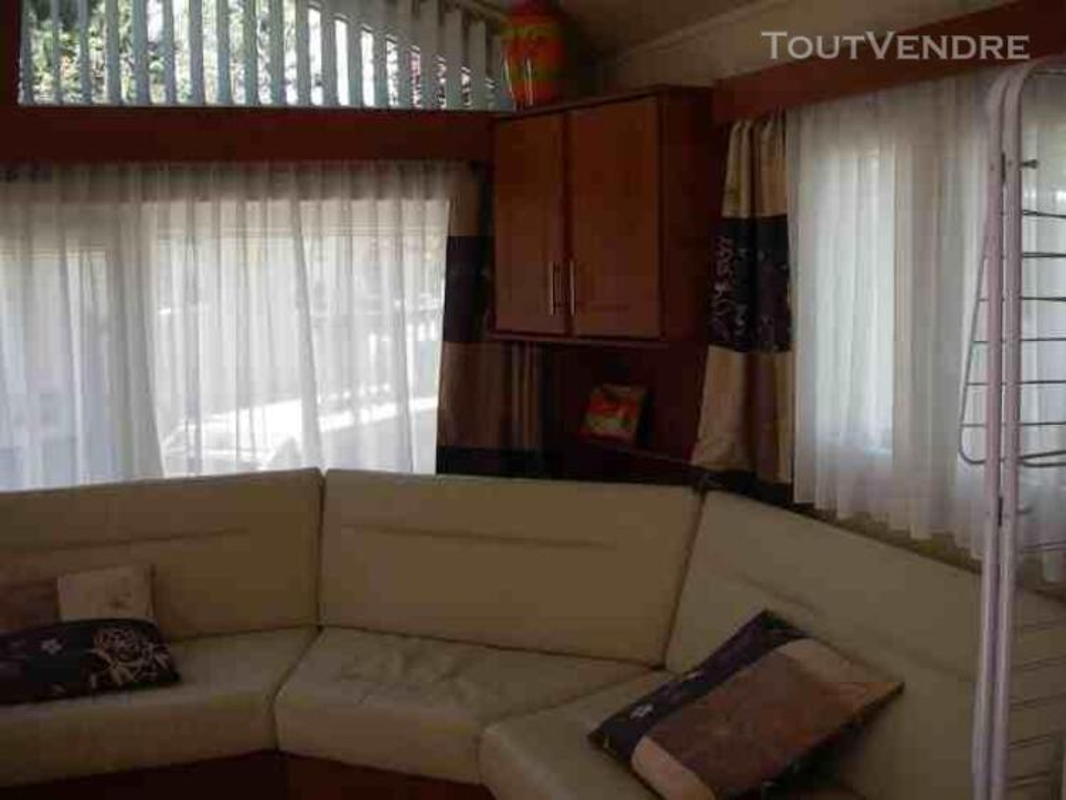 Mobil home 2 ch 42m² camping 5* la sirène Argelès 177016250