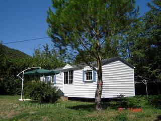 MOBIL HOME 3 Chambres en Ardèche méridionale