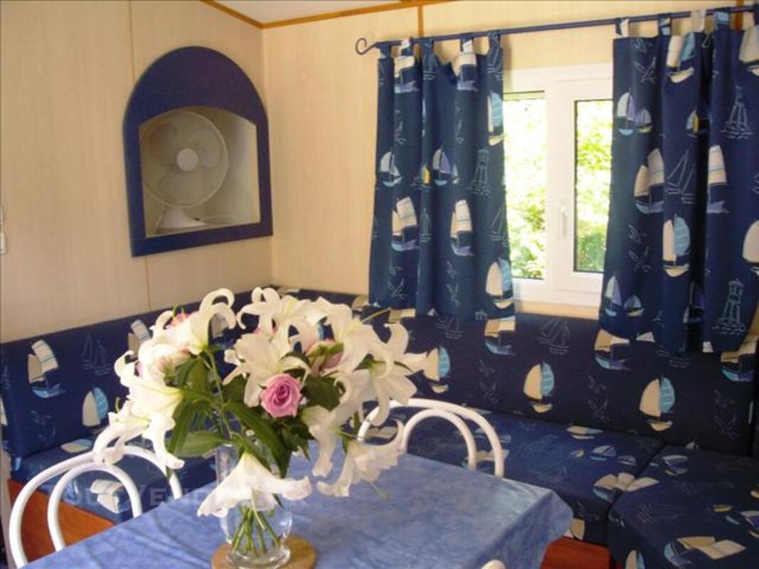 MOBIL HOME 3 Chambres en Ardèche méridionale 76065983