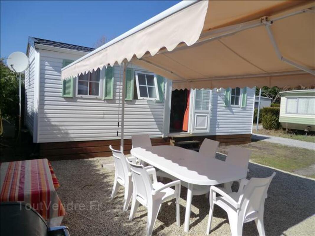 Mobil Home 3 chambres sur le Bassin d'Arcachon 63522612