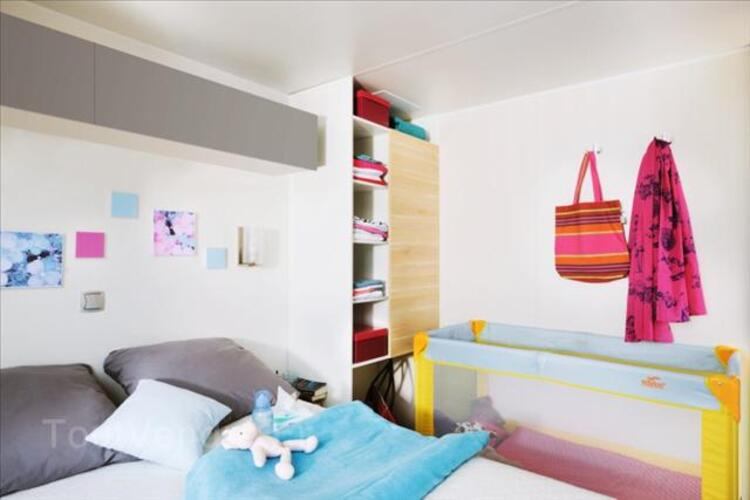 Mobil-home neuf  O'HARA 3ch 38m² sur parcelle. Eden camping* 62687875