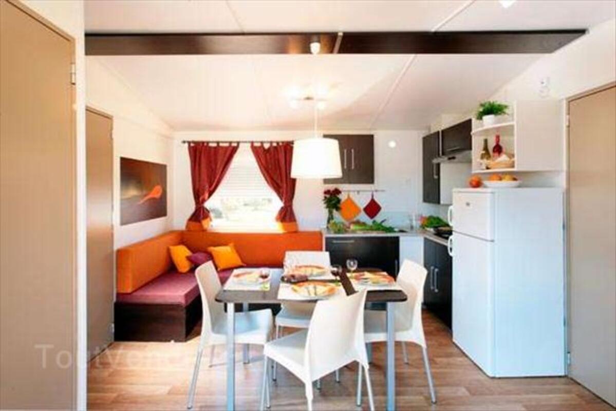 Mobil-home occasion 2009 3ch 33m² sur parcelle. Eden camping 62687872