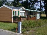 MOBIL HOME standing 40 m2+terrasse 30m2- 3 CHAMBRES
