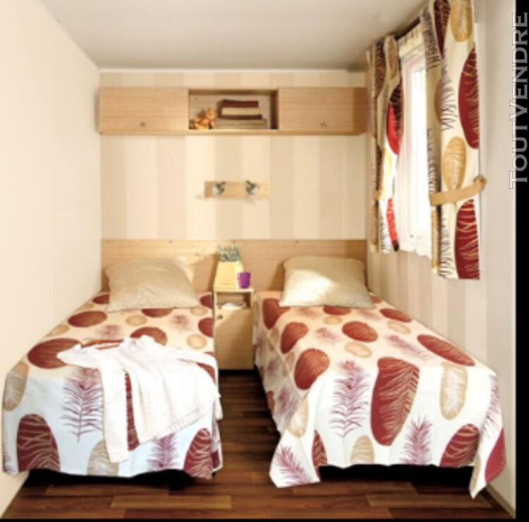 Mobil Home tout confort 3 chambres Camp. 4 * Valras Plage 325573670