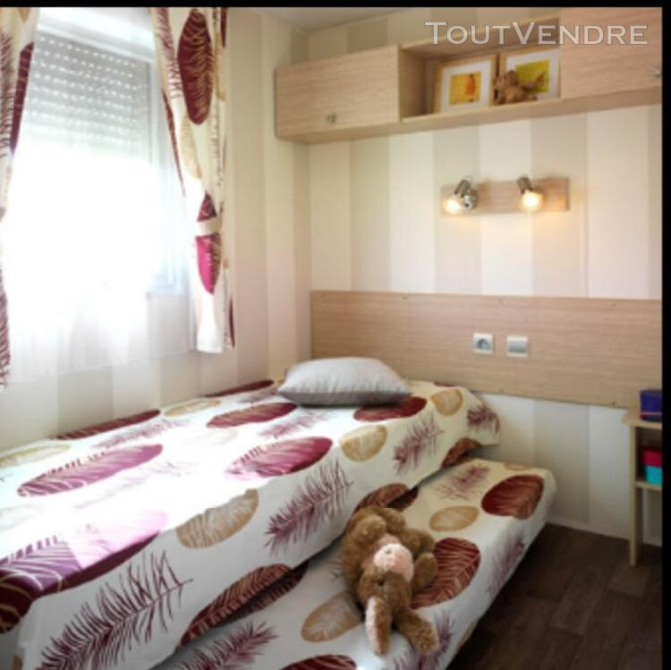 Mobil Home tout confort 3 chambres Camp. 4 * Valras Plage 325573673
