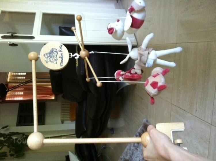 Mobile musicale moulin roty Martin mon lapin 88358819
