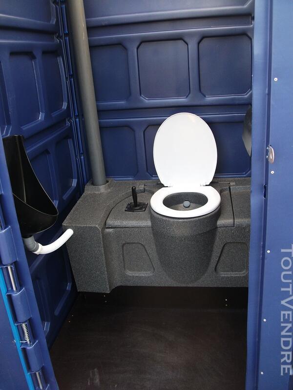 Mobileklyn 565€ offre Flash cabine toilette mobile autonome 137123261
