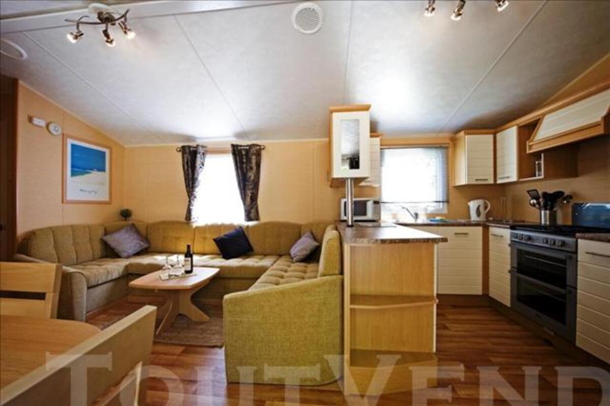 "MOBILHOME LUXE 40 m2 - ""WILLERBY Villa de Luxe"" 74421412"
