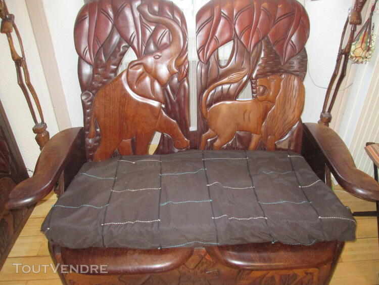 Mobilier exotique africain 349064477