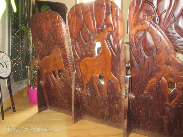 Mobilier exotique africain 349064480