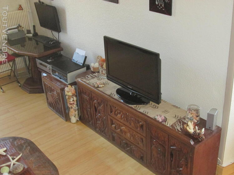 Mobilier exotique africain 349064495