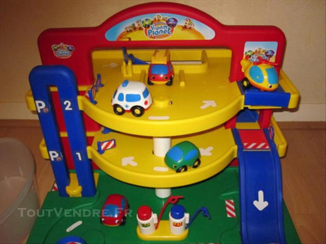 Mon Grand Garage MINI BOLIDES  VROOM PLANET 6 VOITURES 85256055