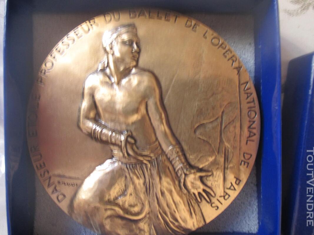 Monnaie de Paris Médaille en bronze d'Alexandre KALIOUJNY 187955605