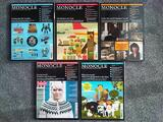 Monocle ( wallpaper - good life )