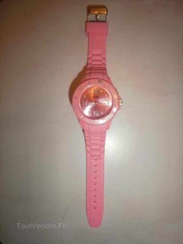 MONTRE FEMME ICE WATCH ROSE NEUVE A SAISIR!!! 56003814