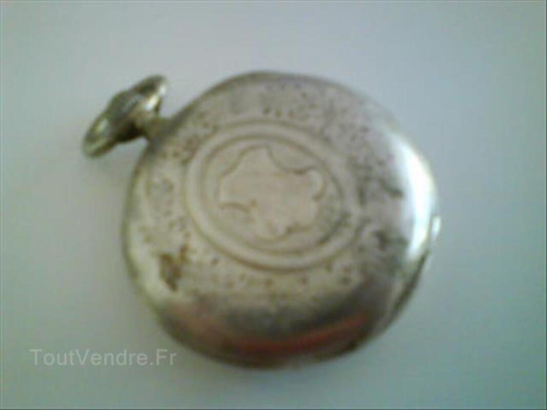MONTRE  GOUSSET - ANCIENNE  15 rubis (bloquée) poincons 88246893