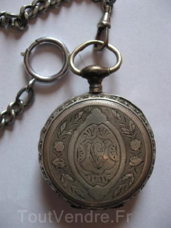 Montre gousset ancienne à clé 94728615