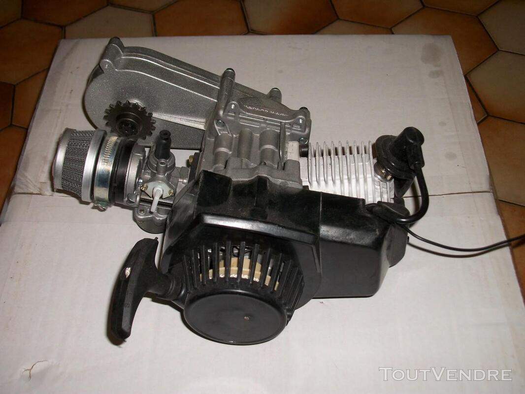 Moteur 49cc Pocket Quad neuf 275049365
