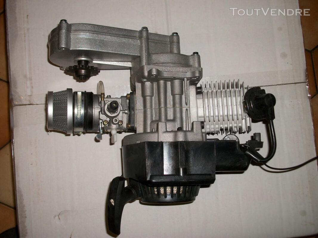 Moteur 49cc Pocket Quad neuf 275049368