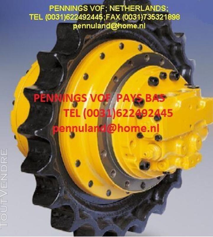 Moteur de chenille,motoreducteur,planetaire,PELLE 274384329