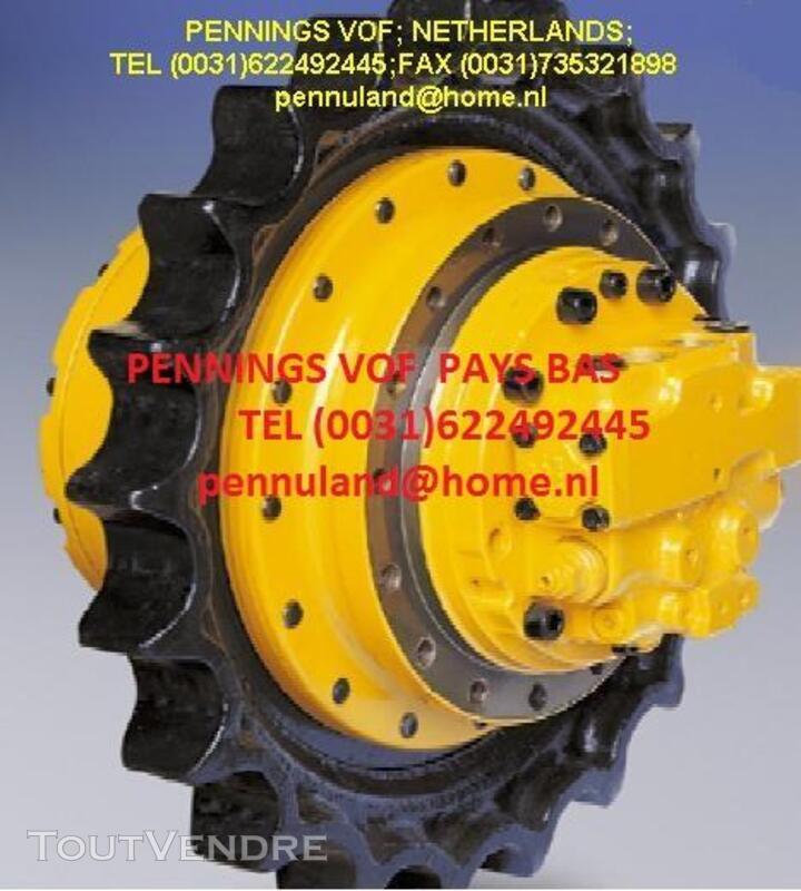 Moteur de chenille,motoreducteur,translation,reducteur PELLE 274384320