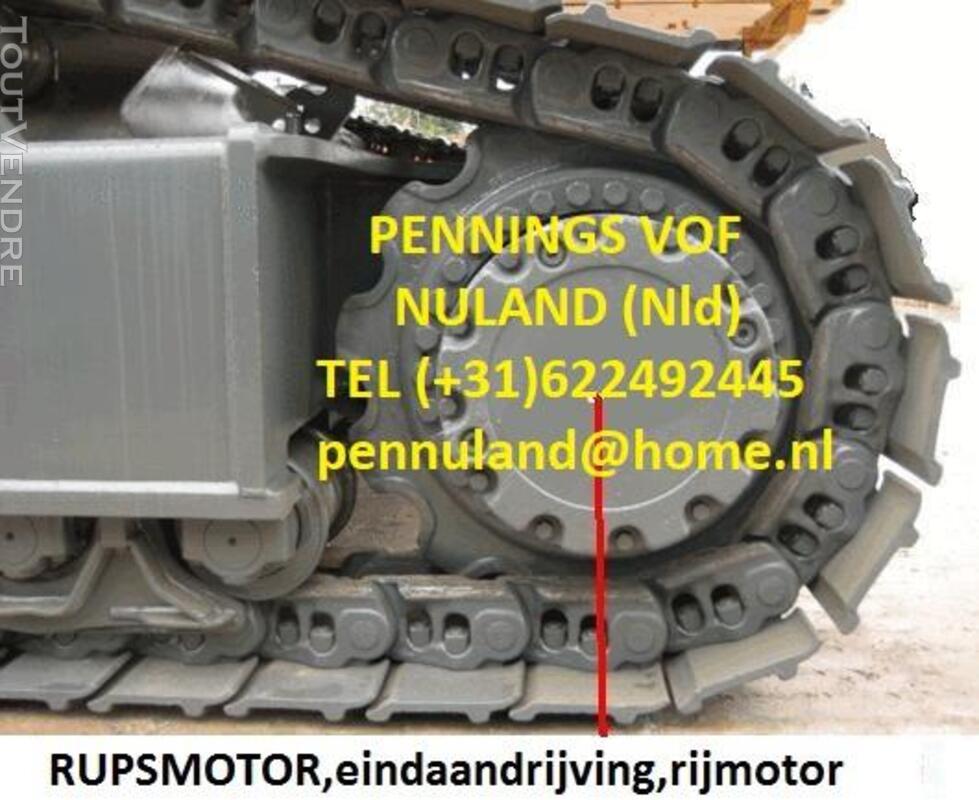 Moteur de chenille,motoreducteur,translation,reducteur PELLE 274384323