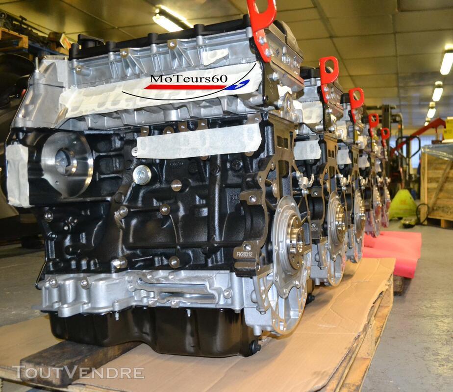 Moteur Ford transit 2.4 TDCi 123561172